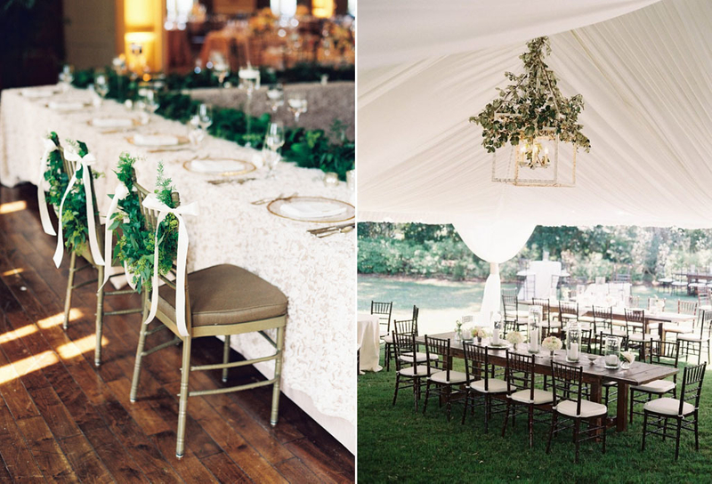 How To Throw A Beautiful Wedding With No Flowers Bridestory Blog